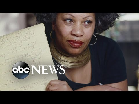 Celebrating the life of Toni Morrison l ABC News