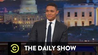 Between the Scenes - Trump's Dictator Tendencies: The Daily Show