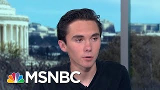 David Hogg: We Will Outlive The NRA | Morning Joe | MSNBC