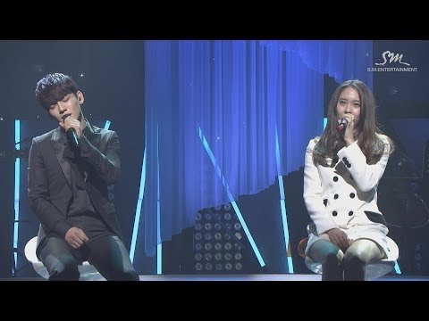 S.M. THE BALLAD Vol.2 Joint Recital '좋았던 건, 아팠던 건 (When I Was... When U Were...)' by KRYSTAL & CHEN