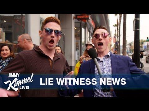 Trump Impeachment Begins & Pedestrians Lie Again