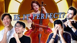 """Reviewing Cello Playing in """"The Perfection"""" (feat. Kian Soltani and Pablo Ferrández)"""