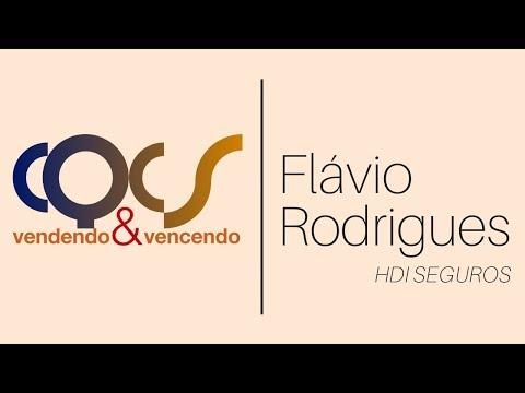 Imagem post: Vendendo e Vencendo – Flávio Rodrigues – HDI Seguros