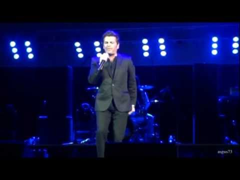 Thomas Anders- Why Do You Cry & You Can Win If You Want / LIVE ,Ulyanovsk,Russia,26.11.11/