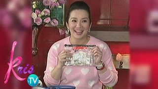 "Kris TV: Kris Aquino on ""What's in my bag?"""