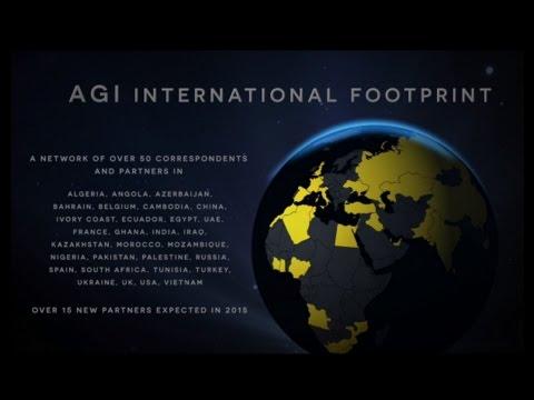 agi international footprint – news e servizi ogni giorno, tutto il giorno
