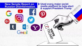 How Russia used disinformation on social media to target voters