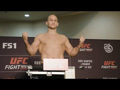 Wyniki ważenia UFC FN 133: Dos Santos i Ivanov w limicie. Northcutt oraz Ottow zrobili wagę