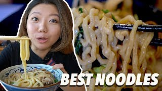 SAN FRANCISCO NOODLE TOUR - Best Ramen, Pho, Udon, and Sichuan Noodles in SF!