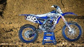 Privateer Project Pro Circuit Yamaha YZ250F - Motocross Action Magazine