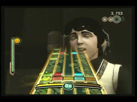 Her Majesty - The Beatles: Rock Band - Expert Guitar FC 100% Gold Stars