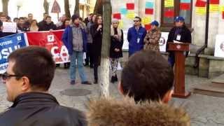 Scandări la CCA: LIBERTATE PRESEI!