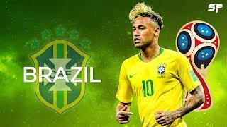 Neymar Jr ● Brazil ● Goals, Skills & Dribbling - World Cup 2018 | HD🔥⚽🇧🇷🤙