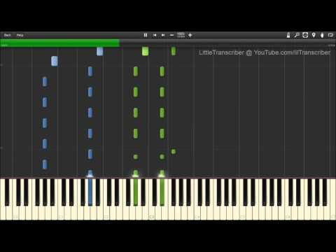 Baixar David Guetta - Play Hard (Piano Cover) ft. Ne-Yo, Akon by LittleTranscriber