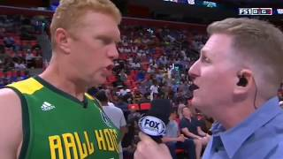 Brian Scalabrine and Michael Rapaport's Best Moments