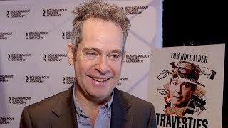 Tom Hollander and His Castmates Introduce Tom Stoppard's Brain-Tickling Travesties