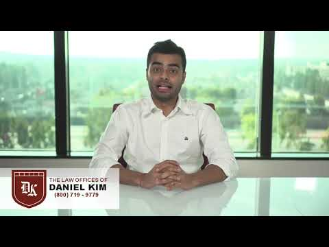 Accident Lawyer Daniel Kim Client Testimonial - Uber Passenger injured when his driver in accident