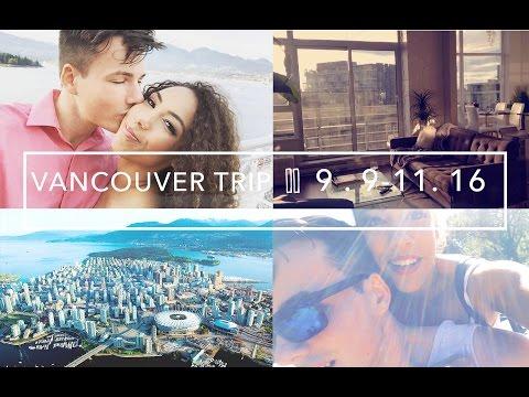 Vancouver | Vlog - 1 year Anniversary trip