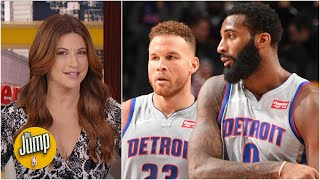 The Detroit Pistons are stuck in the middle – Rachel Nichols | The Jump