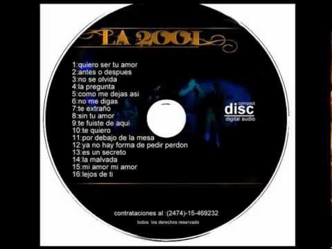 5-Banda 2001 - Como Me Dejas Así