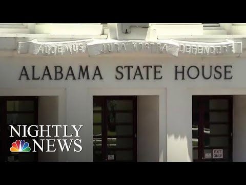 Alabama Set To Vote On Strictest Abortion Bill In The Nation | NBC Nightly News