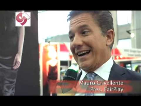 Mauro CrivellenteProGameShow 2009 Bologna