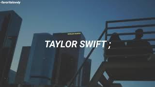 Taylor Swift - All Too Well (Traducida al Español)