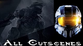 Halo 4 Master Chief Collection 60FPS Game Movie (All Cutscenes
