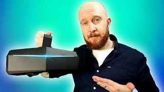 The Pimax 5K Plus Is Finally Here