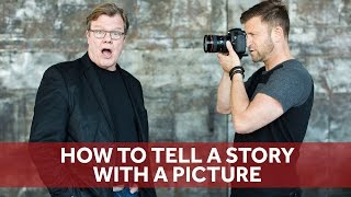 How to Tell A Story with a Picture with Joe McNally   Chase Jarvis RAW