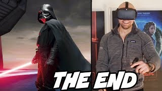 Vader Immortal Episode 3: THE END FULL GAMEPLAY [CANON]