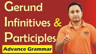 Gerund Infinitive and Participles Part 1 | ENGLISH GRAMMAR