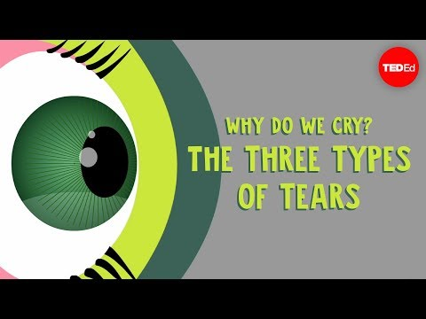 Why do we cry? The three types of tears - Alex Gendler thumbnail