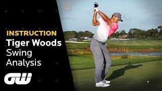 Tiger Woods Swing Analysis 2019 | Golfing World