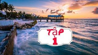 Ăn Chơi Và Nghỉ Hè Ở Florida ( tập 1 Lên Đường )