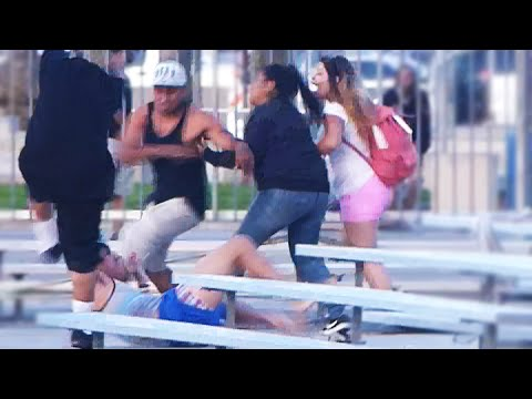 Drugging Girls in Public (Social Experiment) - Punched in the Face - Drug Prank - PRANK GONE WRONG - MW3Stream  - keeu93RvgQU -