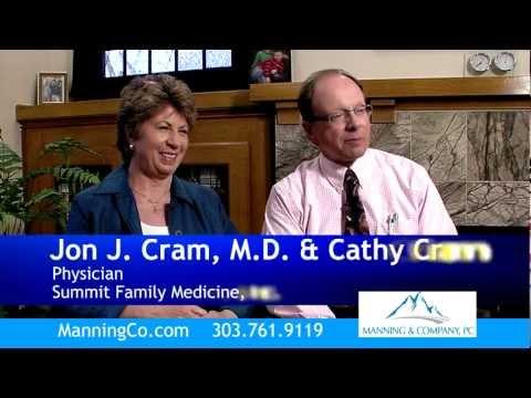 Manning & Company - Dr. Jon and Kathy Cram Testimony
