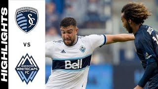HIGHLIGHTS: Sporting Kansas City vs. Vancouver Whitecaps FC | May 16, 2021