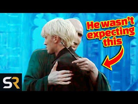 Познати сцени од серијалот Хари Потер кои не биле во сценариото и се импровизација на актерите
