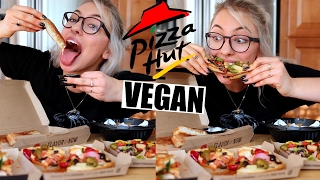 TASTING VEGAN PIZZA HUT (USA) | Shane Dawson Remake | #veganized