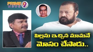 Jr NTR's father-in-law targets Chandrababu- Interview with..