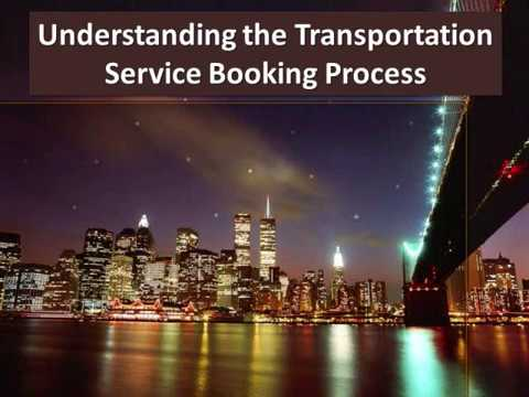 Understanding the Transportation Service Booking Process