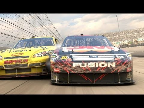 Nascar 2011 - Official Debut Trailer | HD