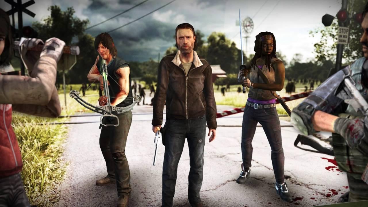 Играй The Walking Dead No Man's Land На ПК 2