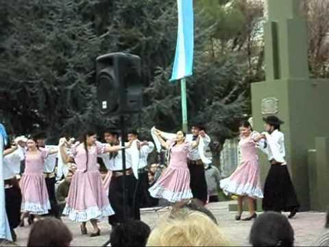 Festejos 25 de Mayo 2012   Villa Regina