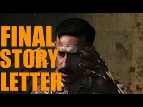 Black Ops 2 Zombies Origins Richtofen's Last Letter - BO2 Zombies Storyline - Easter Egg Hints - Smashpipe Games