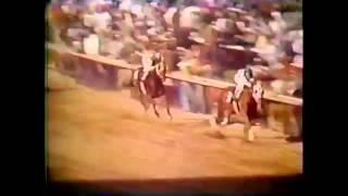 Secretariat's Triple Crown Races
