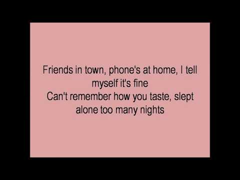 LANY - 13 Lyrics video