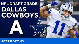 Here's Why The Dallas Cowboys had one of the BEST NFL Drafts in 2021 | CBS Sports HQ