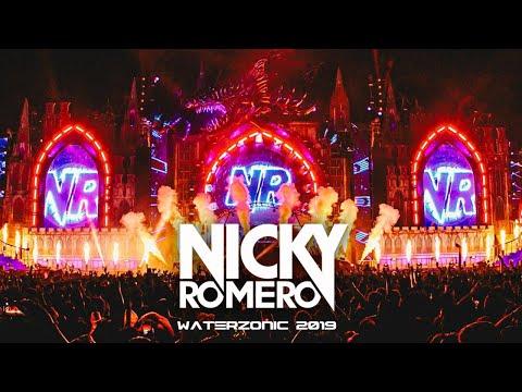 Nicky Romero - LIVE At Waterzonic 2019, Bangkok Thailand